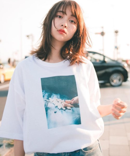 FREDYMAC(フレディマック)/【photographer:MASAYUKI NITTA】ビックシルエットTシャツ/9-0609-2-50-100_img14