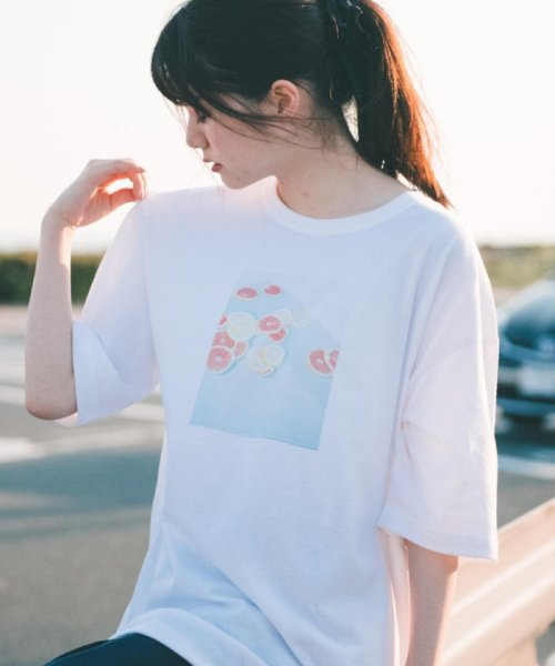 FREDYMAC(フレディマック)/【photographer:MASAYUKI NITTA】ビックシルエットTシャツ/9-0609-2-50-100_img15