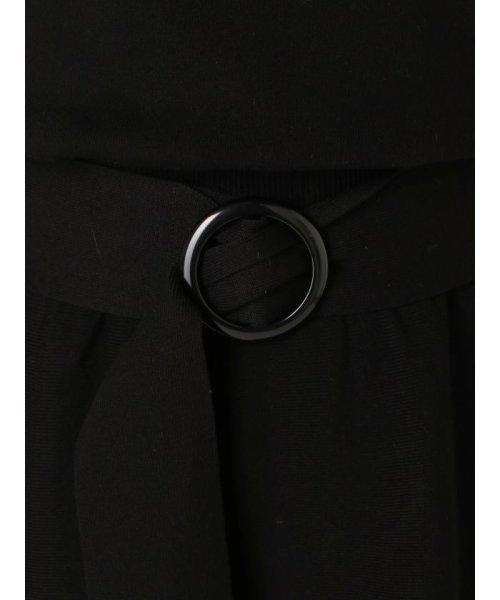 MERCURYDUO(マーキュリーデュオ)/ベルト付フレアニットワンピース/001930302201_img15