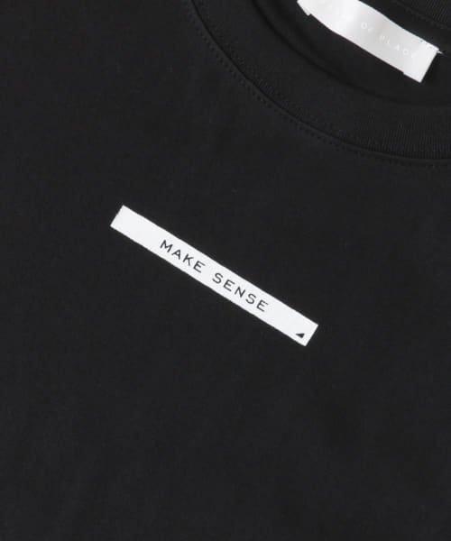 SENSE OF PLACE(センスオブプレイス)/ミニボックスロゴTシャツ(半袖)/AA95-21C177_img04