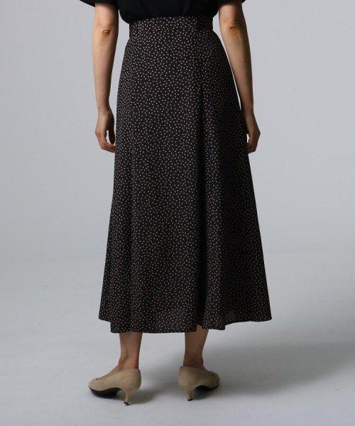 UNTITLED(アンタイトル)/[L]【洗える】ドットマキシフレアスカート/20190115376015_img05