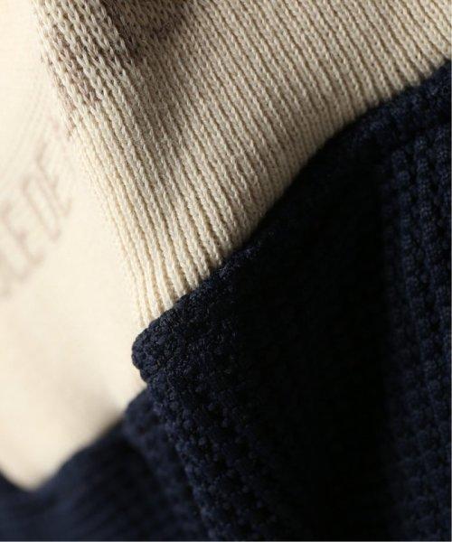 JOURNAL STANDARD relume Men's(ジャーナルスタンダード レリューム メンズ)/DROLE DE MONSIEUR / ドロールドムッシュ  Cropped Textured Pants/19030465002810_img13