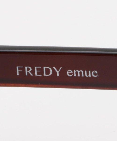 fredy emue(フレディエミュ)/バタフライフレームサングラス/9-0121-2-35-202_img04