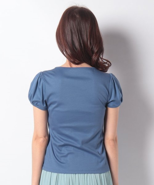 MISS J(ミス ジェイ)/【洗える】レモンサイクルプリント Tシャツ/630739_img02