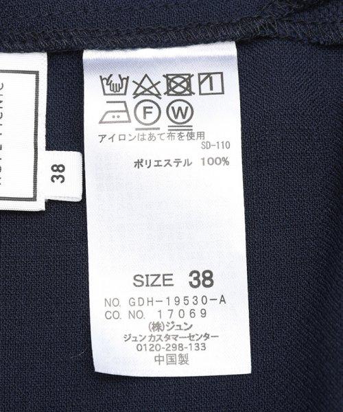 ROPE' PICNIC(ロペピクニック)/【セットアップ対応】エステルブッチャープルオーバー/GDH19530_img09