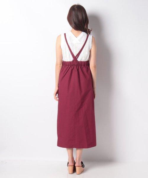 B donna(ビドンナ)/ジャンパースカート/6099206_img02