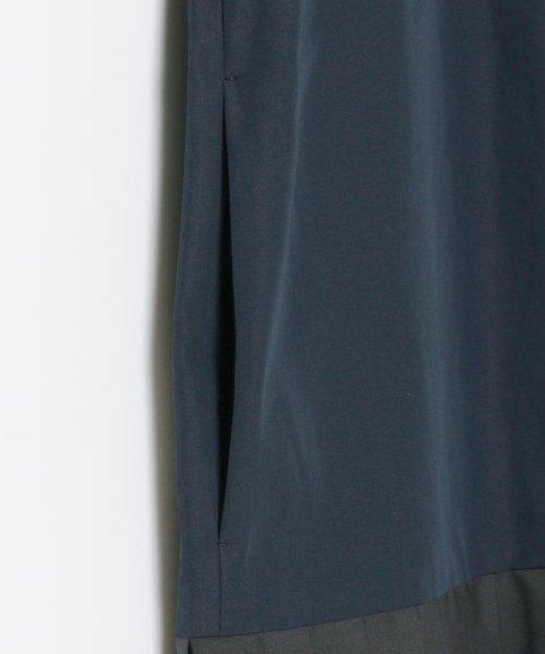 Demi-Luxe BEAMS(デミルクスビームス)/【洗える】Demi-Luxe BEAMS / プリーツ切替ワンピース/68260473152_img03