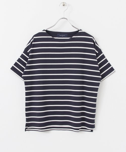 URBAN RESEARCH OUTLET(アーバンリサーチ アウトレット)/【UR】60/2天竺ボーダーTシャツ  【アーバンリサーチ】/UR6521S001_img22