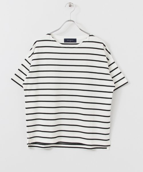 URBAN RESEARCH OUTLET(アーバンリサーチ アウトレット)/【UR】60/2天竺ボーダーTシャツ  【アーバンリサーチ】/UR6521S001_img23