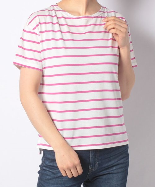URBAN RESEARCH OUTLET(アーバンリサーチ アウトレット)/【UR】60/2天竺ボーダーTシャツ  【アーバンリサーチ】/UR6521S001_img34