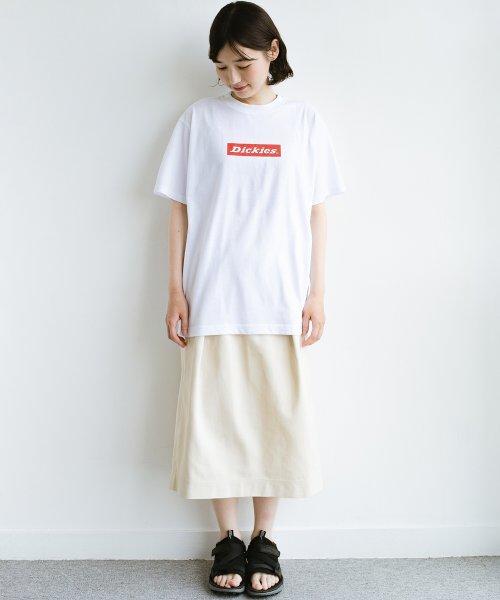 haco!(ハコ)/ボタンがポイントのカジュアルにもきれいにもはけるセミタイトスカート/472018_img21