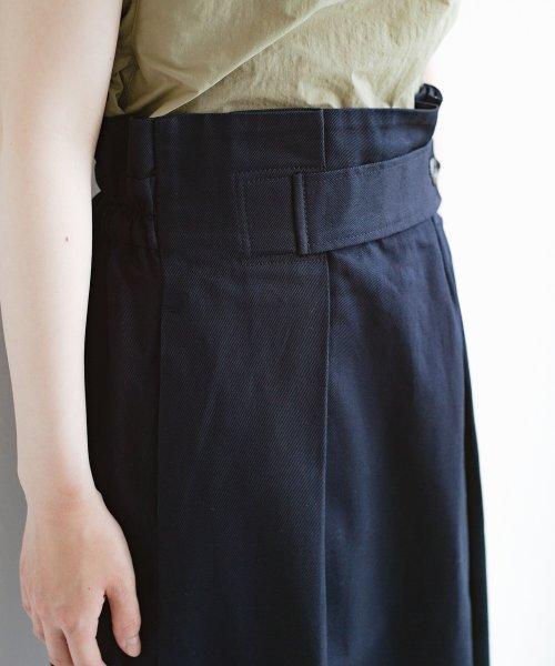 haco!(ハコ)/ボタンがポイントのカジュアルにもきれいにもはけるセミタイトスカート/472018_img23