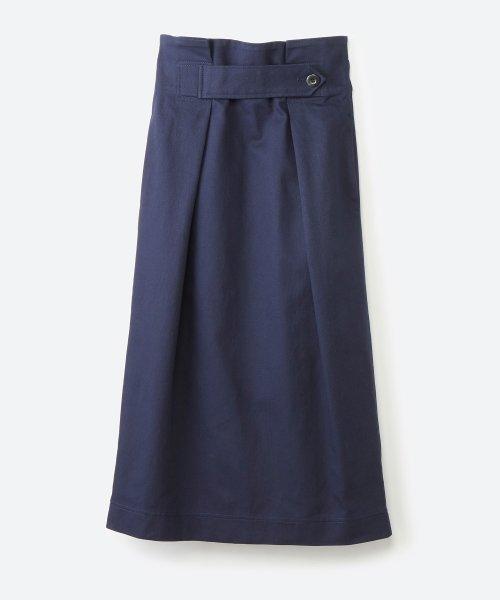 haco!(ハコ)/ボタンがポイントのカジュアルにもきれいにもはけるセミタイトスカート/472018_img27