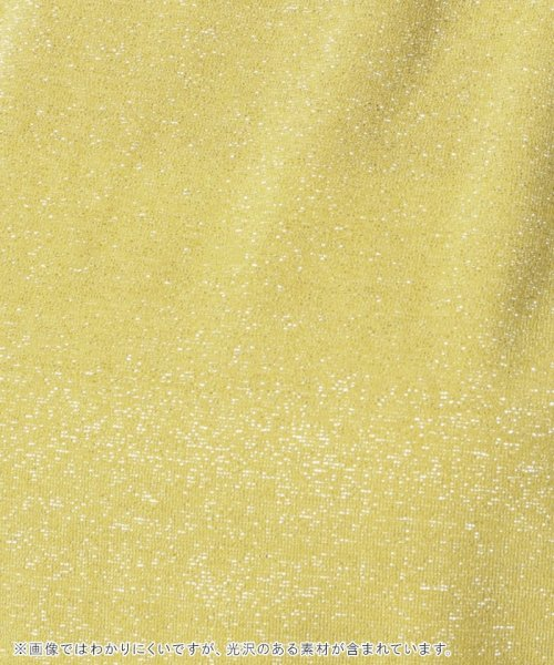 Bou Jeloud(ブージュルード)/◆ゆったりシルエット◆ラメプチハイネックTシャツ/692017_img20