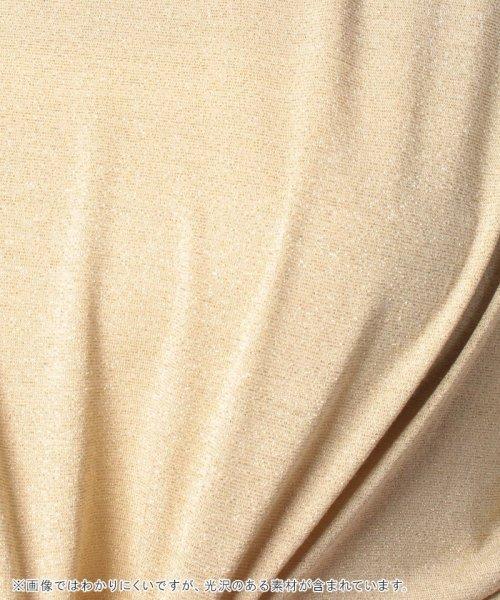 Bou Jeloud(ブージュルード)/◆ゆったりシルエット◆ラメプチハイネックTシャツ/692017_img21