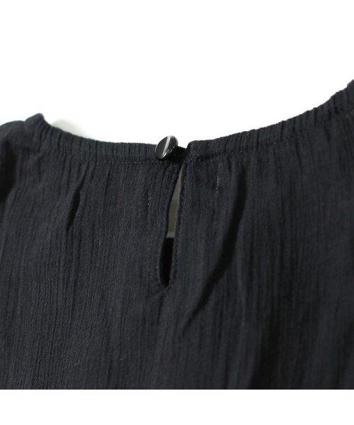 branshes(ブランシェス)/楊柳ティアードサンドレス(90~150cm)/129238188_img14