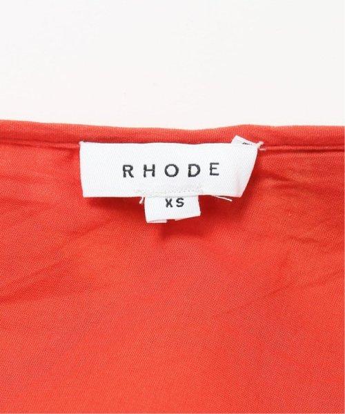 journal standard  L'essage (ジャーナルスタンダード レサージュ)/【RHODE RESORT】  LEA UZBEK:ワンピース/19040380003110_img14