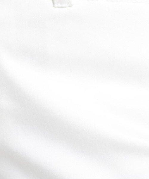 INDIVI(インディヴィ)/【マシンウォッシュ/UV/接触冷感】サテンストレッチクロップトパンツ/20190112766031_img08