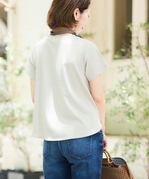 le.coeur blanc(ルクールブラン)/フレアTシャツ/3095013208_img25