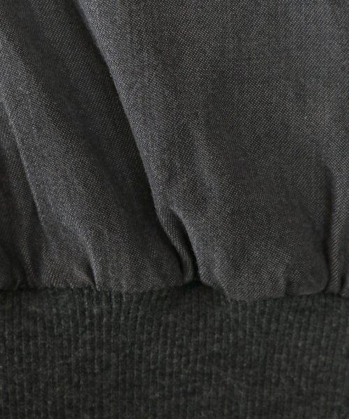 LASUD(ラシュッド)/【スール soeur7】ライトデニム フロント ジップアップ ブルゾン/003101871_img15