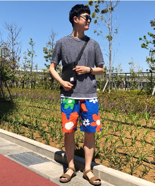 GLOSTER(GLOSTER)/【Jams/ジャムス】SHORTS/9-0689-2-59-003_img01