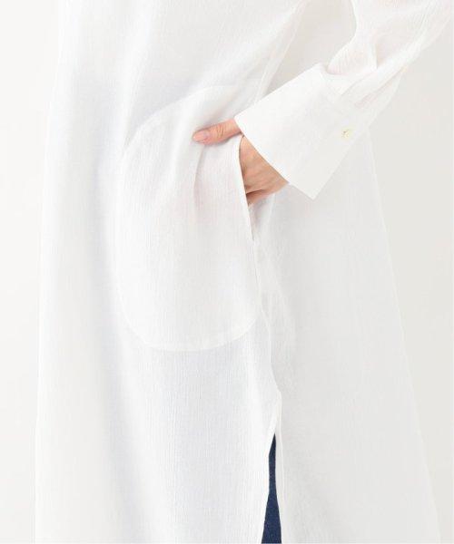 IENA(イエナ)/maisonラミーコットン BIGシャツワンピース◆/19040900504020_img11