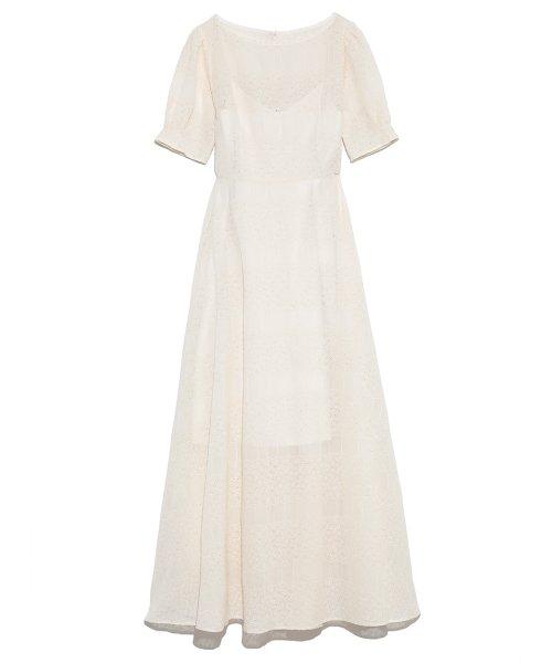 FRAY I.D(フレイ アイディー)/アイレット刺繍ドレス/FWFO192602_img13