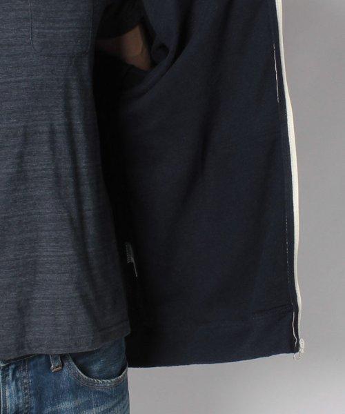 MARUKAWA(マルカワ)/【SMITH'S AMERICAN】 大きいサイズ メンズ スミスアメリカン 5分袖 フルジップ ジップ パーカー/6852280568_img06