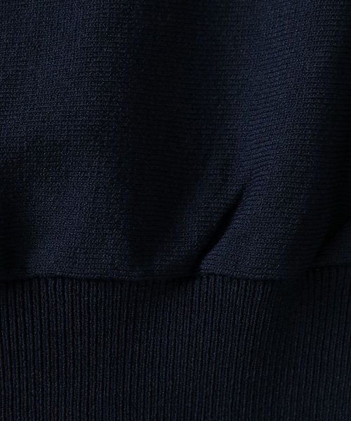 LASUD(ラシュッド)/【ミルポア MIREPOIX】カラーVネック ニット プルオーバー/101150326_img10