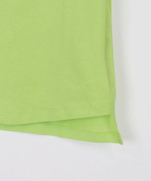 LASUD(ラシュッド)/【ラディエイト RADIATE】トリコロール プリントデザイン 半袖 Tシャツ/011251316_img06