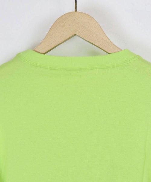 LASUD(ラシュッド)/【ラディエイト RADIATE】トリコロール プリントデザイン 半袖 Tシャツ/011251316_img07