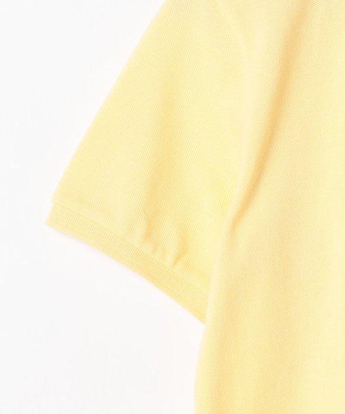 coen(コーエン)/【定番アイテム復刻】ベア刺繍ポロシャツ/76256039014_img08