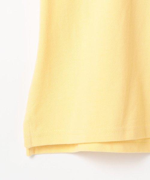coen(コーエン)/【定番アイテム復刻】ベア刺繍ポロシャツ/76256039014_img09