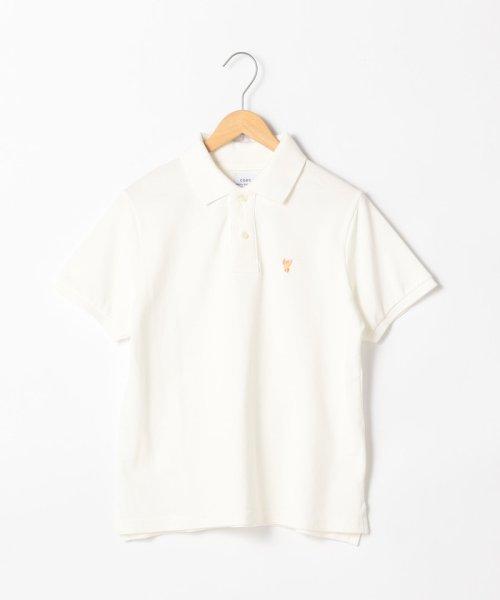 coen(コーエン)/【定番アイテム復刻】ベア刺繍ポロシャツ/76256039014_img11