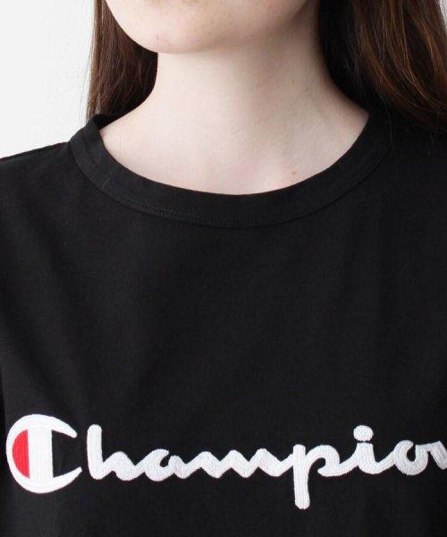 grove(グローブ)/【Champion】ロゴTシャツワンピース/99990976851004_img04
