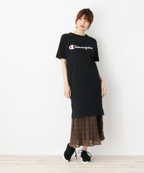 grove(グローブ)/【Champion】ロゴTシャツワンピース/99990976851004_img08