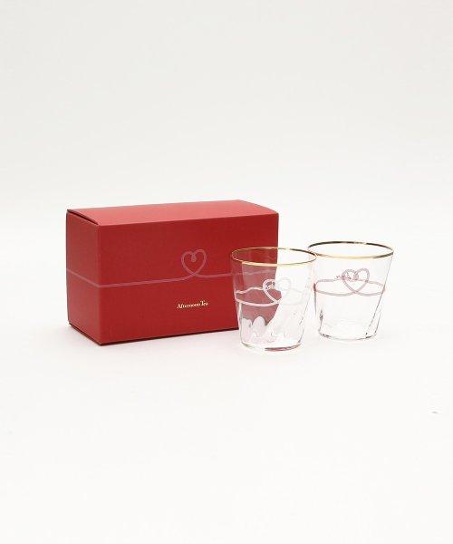 Afternoon Tea LIVING(アフタヌーンティー・リビング)/水引ハートタンブラーペアセット/FU6319200220_img08