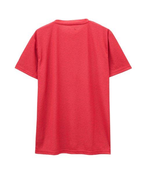MAC HOUSE(men)(マックハウス(メンズ))/SARARI UPF50+杢Tシャツ 24433454/01222006499_img03