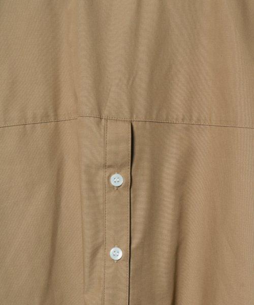 SCOTCLUB(スコットクラブ)/GRANDTABLE(グランターブル) ロールアップビッグシャツ/021326062_img17