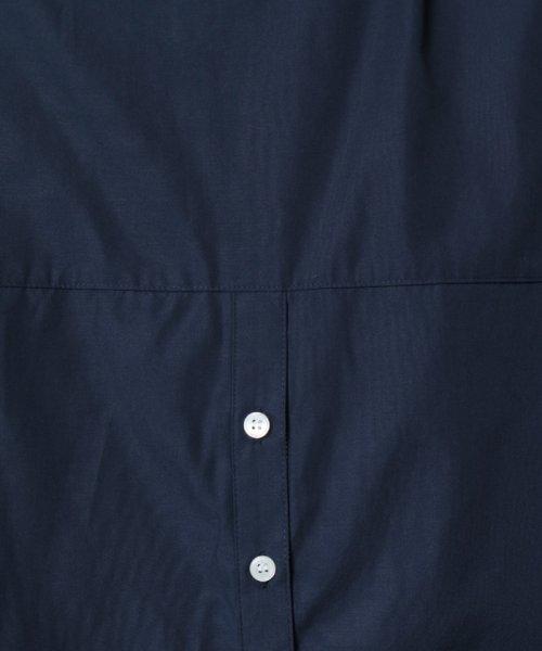 SCOTCLUB(スコットクラブ)/GRANDTABLE(グランターブル) ロールアップビッグシャツ/021326062_img18