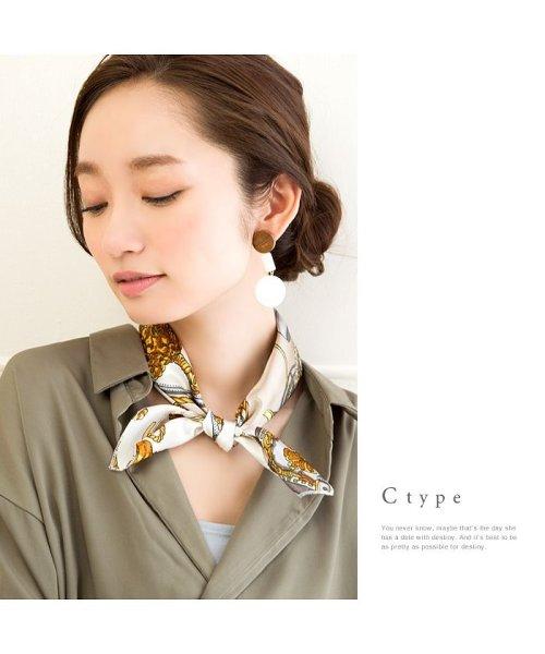 cream dot(クリームドット)/バッグに結んで雰囲気をクラスアップしてくれたりと、ブロガーにも大人気のバンダナスカーフ/a00503_img21