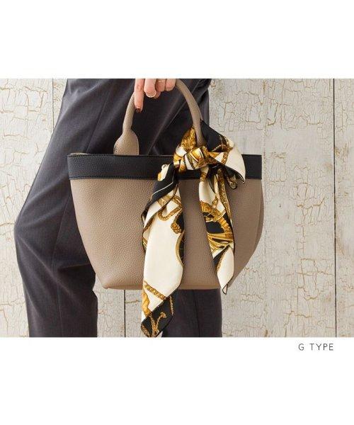 cream dot(クリームドット)/バッグに結んで雰囲気をクラスアップしてくれたりと、ブロガーにも大人気のバンダナスカーフ/a00503_img23