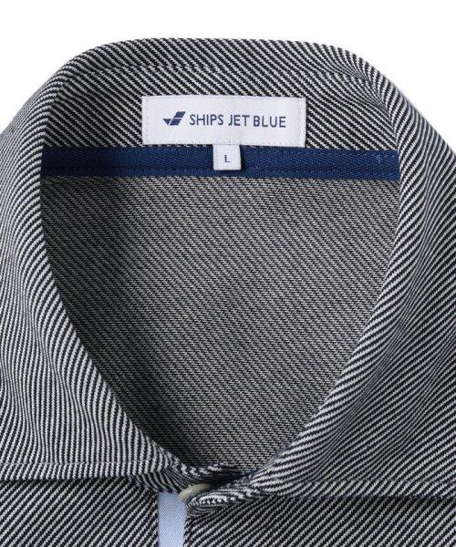SHIPS JET BLUE(シップス ジェットブルー)/SHIPS JET BLUE: DRY MASTER スキッパーポロシャツ/122210036_img05