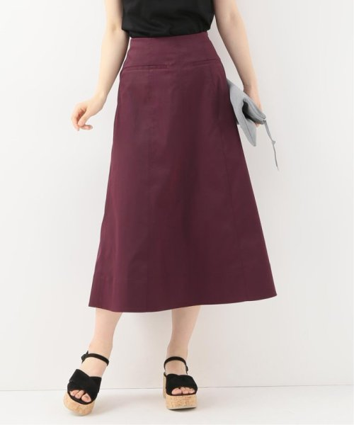 Spick & Span(スピック&スパン)/パネルフレアスカート◆/19060200391020_img21