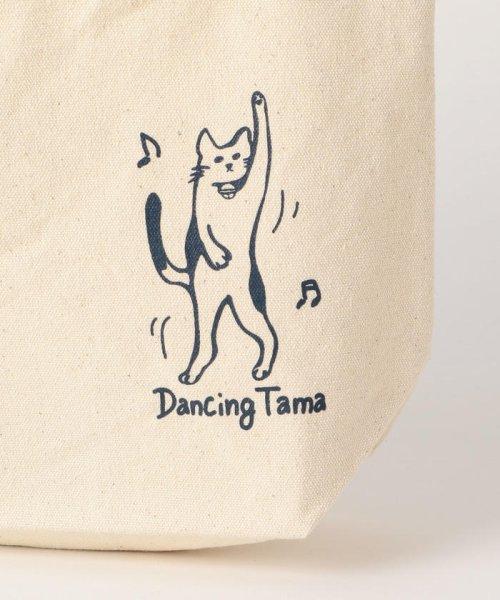 POCHITAMA LAND(ポチタマランド)/Dancing Tama トートバッグS/9-0360-2-20-048_img04