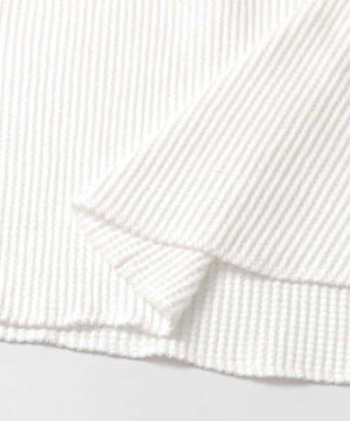 SENSE OF PLACE(センスオブプレイス)/2WAYワッフルビッグTシャツ(半袖)/AA95-21A184_img14