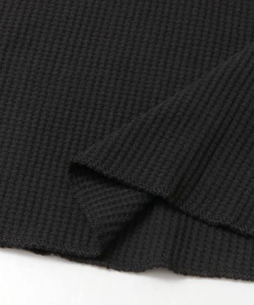 SENSE OF PLACE(センスオブプレイス)/2WAYワッフルビッグTシャツ(半袖)/AA95-21A184_img15