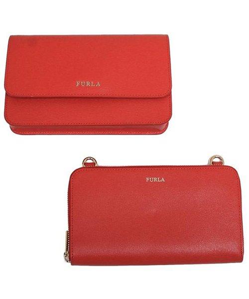 FURLA(フルラ)/FURLA EL40 B30 RIVA L CROSSBODY POUCH リーバ ショルダー財布 お財布ポシェット ショルダーバッグ/fufurla13_img39