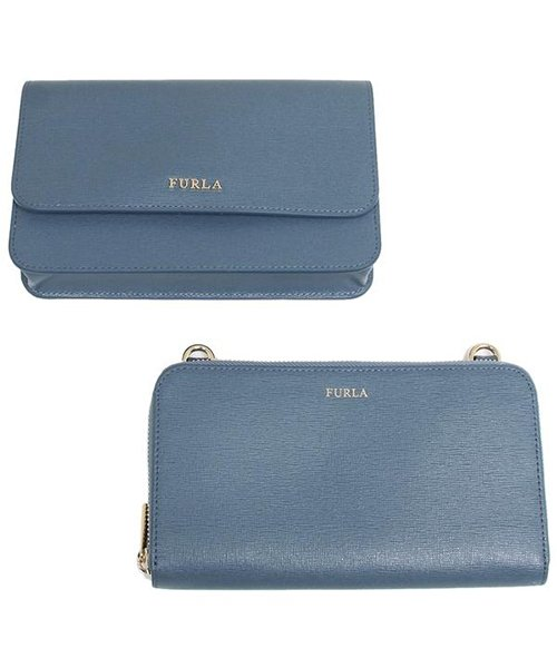 FURLA(フルラ)/FURLA EL40 B30 RIVA L CROSSBODY POUCH リーバ ショルダー財布 お財布ポシェット ショルダーバッグ/fufurla13_img53