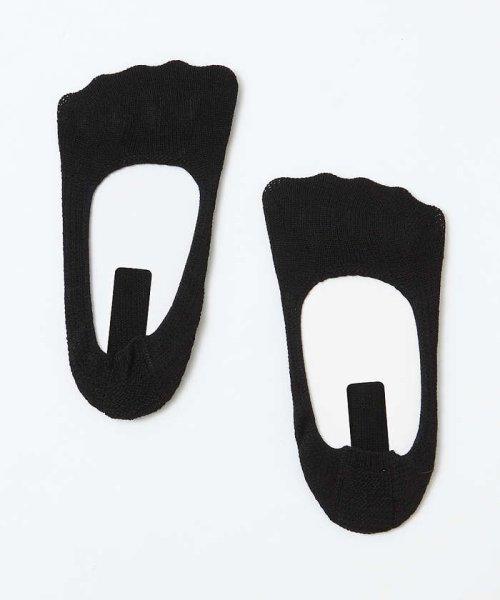 collex(collex)/かくれ5本指靴下/60380139005_img01